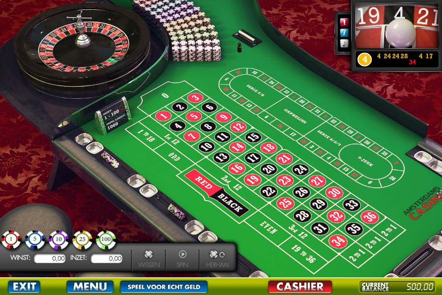 Casino amsterdam noord
